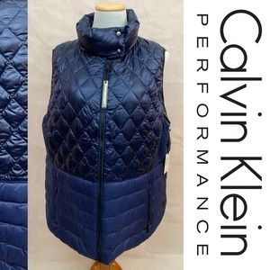 Calvin Klein Performance Down Fill Vest